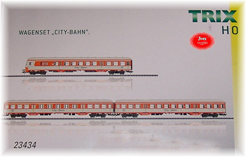 Trix HO 23434 City-Bahn