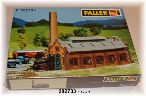 Faller 282733 Lokwerkstatt