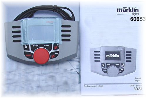 Märklin 60653 -Mobile Station Neu in Originalverpackung