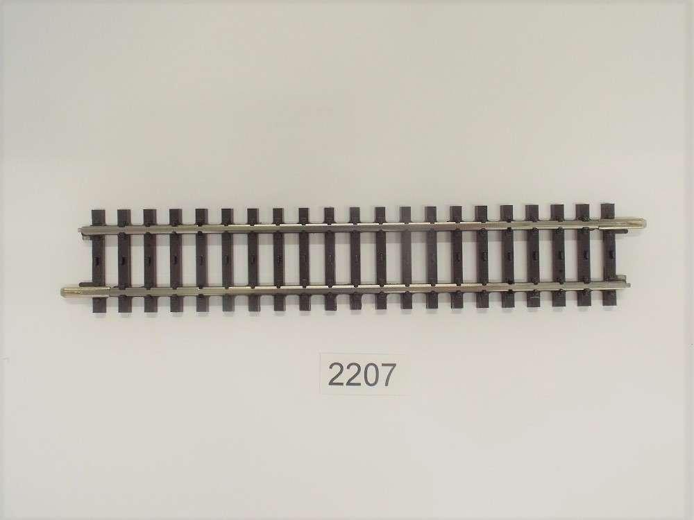 Märklin H0 2207 gerades K-Gleis 156 mm