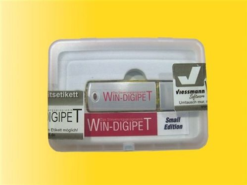 Viessmann 10112 WIN-DIGIPET 2018 Small Edition, DE, EN