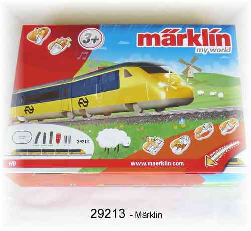 Märklin -  29213 - Startpackung ICE NS My world