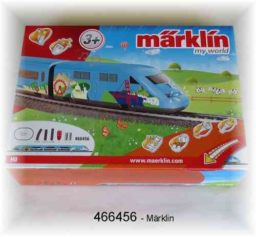 Märklin - 466456 - My World ICE Ferien Express - Batteriebetrieb | Spur H0