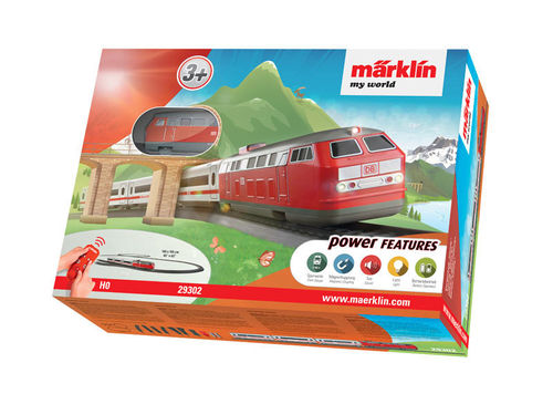 "Märklin 29302 Startpackung ""InterCity"" (Batterie)"