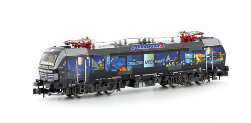 "Hobbytrain 2977 E-Lok BR 193 Vectron  MRCE ""Connecting Europe"""