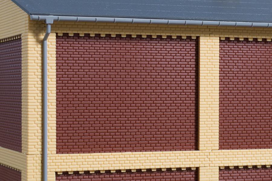 Vollmer 42535 Widerlager für Metallbrück Bausatz Spur H0