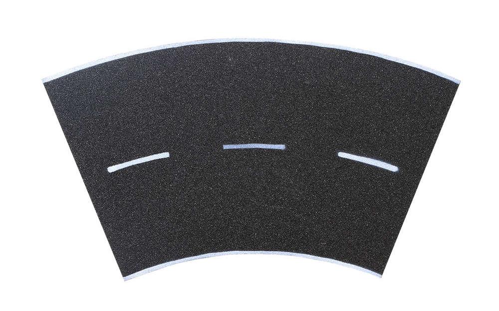 Vpllmer H0 48245 Straßenplatte Kopfsteinpflaster Radius 12 cm NEU /& 45°-Kurve