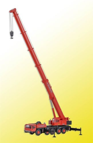 Kibri 13040 Liebherr Ltl 1160 Tagebaukran Wasel Bausatz Spur H0