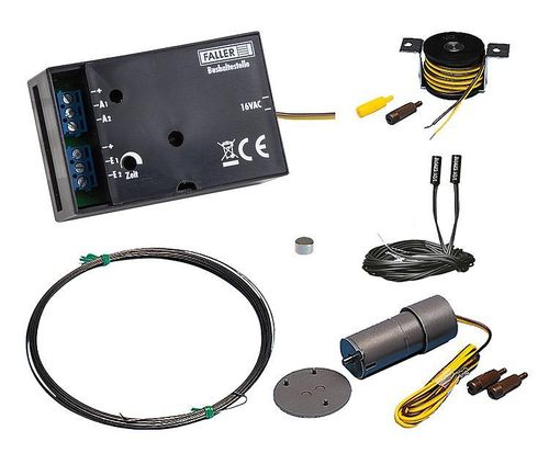 Faller 161667 Car-System Bushaltestellen-Set