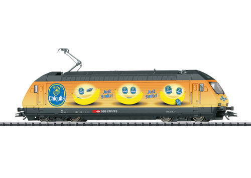 "Trix 22943 E-Lok Re 460 SBB ""Chiquita"" digital DCC/mfx Sound"