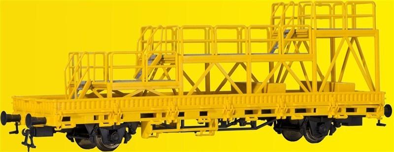 Kibri 26250 H0 Niederbordwagen mit Atlas Bagger GleisBau Fertigmodell