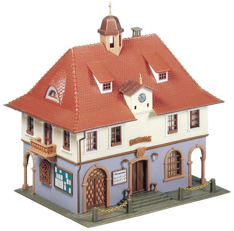 Faller H0 Bausatz 131376  Romantisches Rathaus