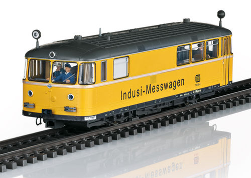 Trix 22657 Indusi-Messwagen BR 724 der DB digital Sound