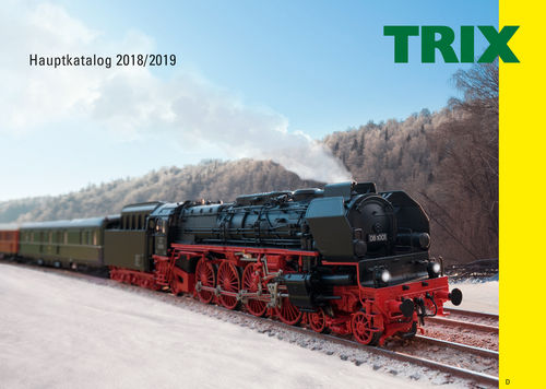 Trix 19820 Hauptkatalog 2017//2018 Deutsche Ausgabe #NEU#