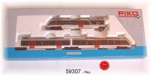 "Piko 59307 Elektrotriebwagen BR 442 ""Talent 2"" Wechselstromversion"