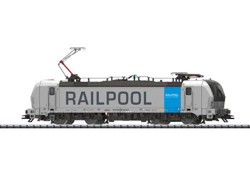 "Trix 22194 E-Lok BR 193 ""RAILPOOL"" in Metallausführung analog"