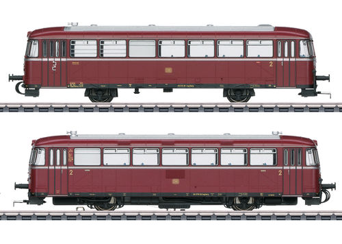 Märklin 39978 Schienenbus VT 98.9/VS 98 der DB digital mfx+ Sound