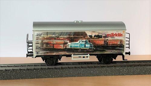 """Märklin 94512 Kühlwagen /""""SEERADLER/"""" Sonderserie#NEU in OVP#"""