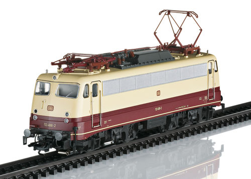 Märklin 39113 E-Lok BR 112 der DB digital mfx+-Decoder Sound