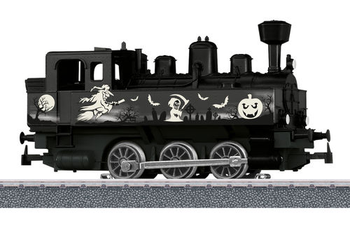 "Märklin 36872 Dampflok ""Halloween"" digital mfx-Decoder"