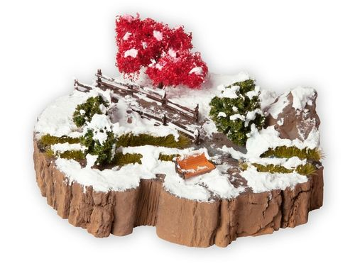 "Noch 10003 Diorama Kit ""Winter Dream"""
