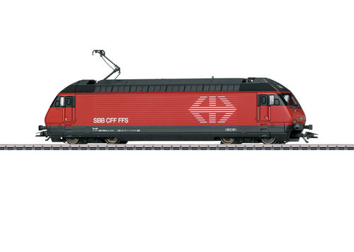 "Märklin 39461 E-Lok Re 460 der SBB ""Munot"" mfx+-Decoder Sound"