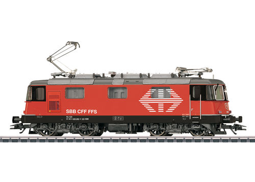 Märklin 37304 E-Lok Re 4/4 II als Re 420 der SBB mfx+-Decoder Sound
