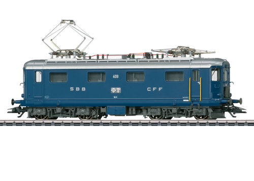 Märklin 39422 E-Lok Re 4/4 derSBB saphirblau mfx+-Decoder Sound
